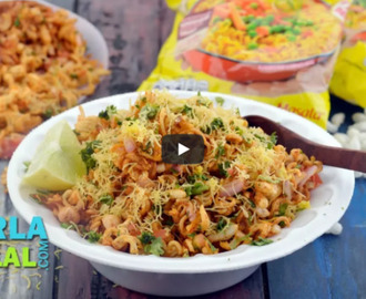 Maggi Bhel Recipe Video