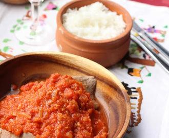 Recettes de malgache de la langue de boeuf mytaste - Comment cuisiner la langue de boeuf ...