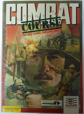 Combat Course (Commodore 64/128) - Amiga