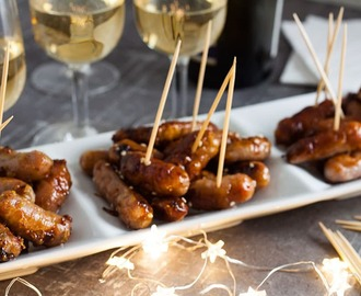 Party Sausages – Three Ways