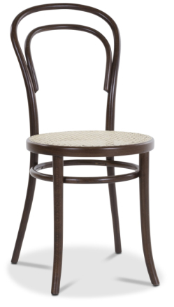 2 st Thonet No14 By Michael Thonet - Brun