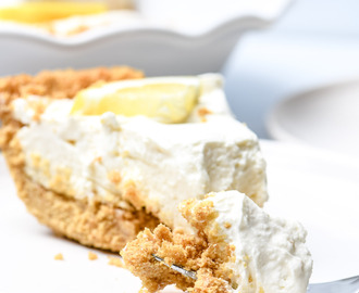 No Bake Lemon Cream Pie Recipe