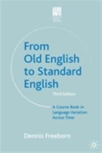 From Old English to Standard English