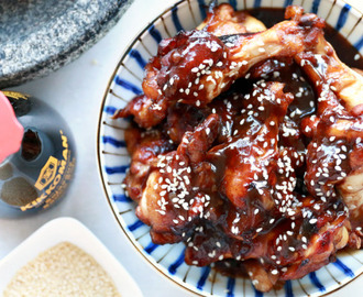 Food Friday | Slowcooker Sticky Chicken