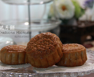 传统月饼Traditional Mooncake