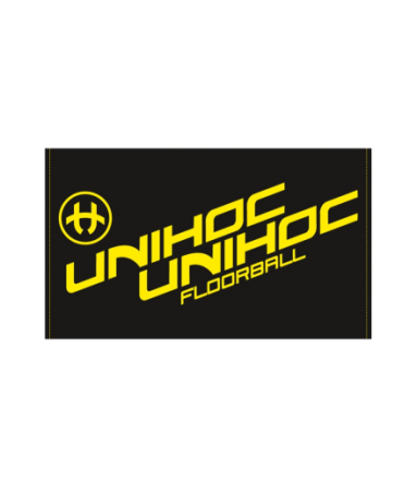 Unihoc Towel Black