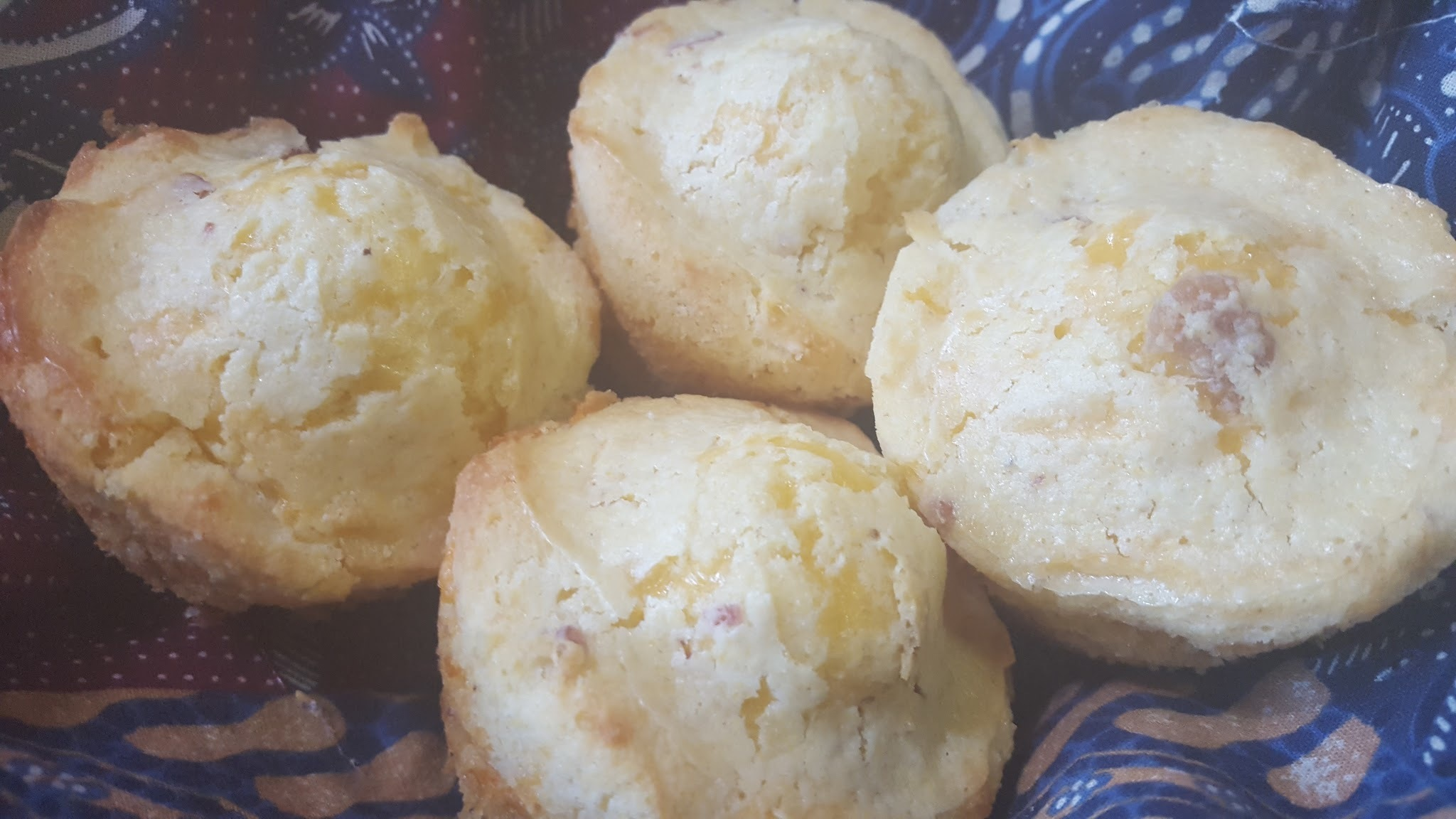 JIFFY CHEESY BACON CORNBREAD