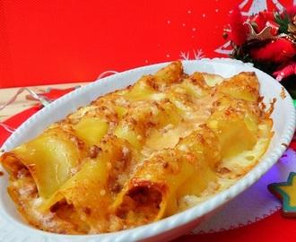 Ricette di cannelloni barilla mytaste for Barilla ricette