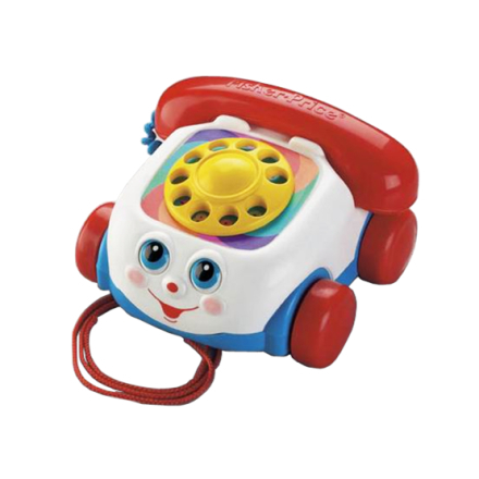Fisher Price, Brilliant Chatter Telephone