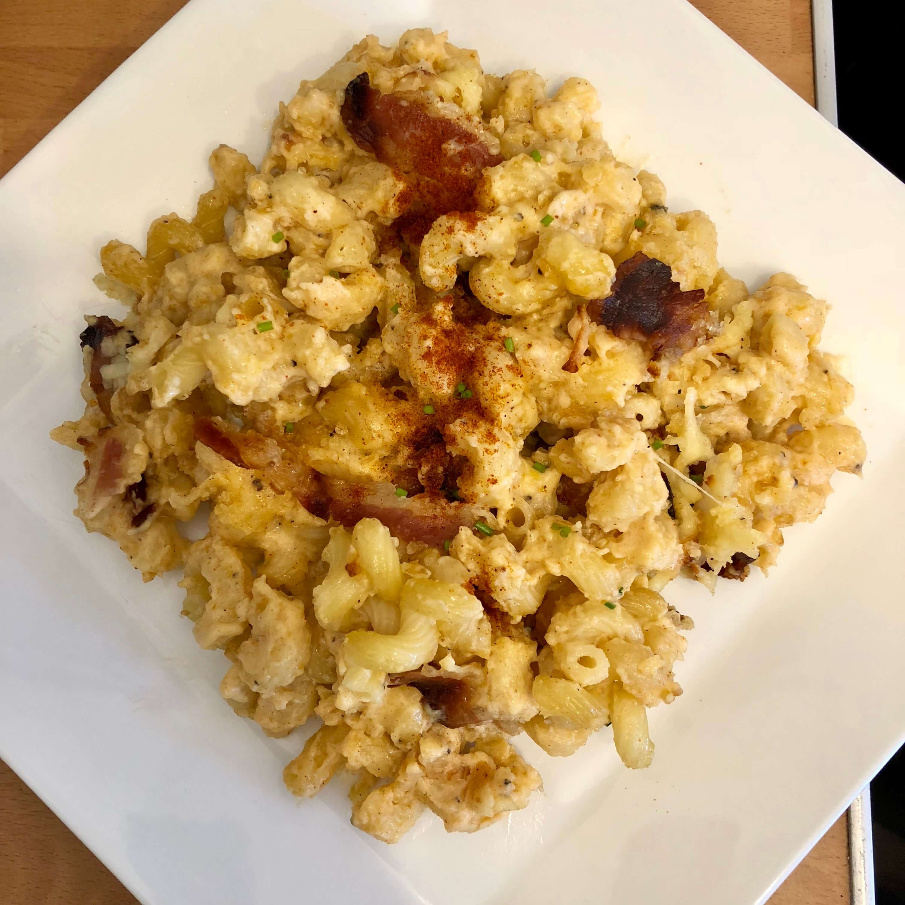 Nate's Epic Mac & Cheese Recipe