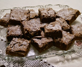 Brownies da Angélica