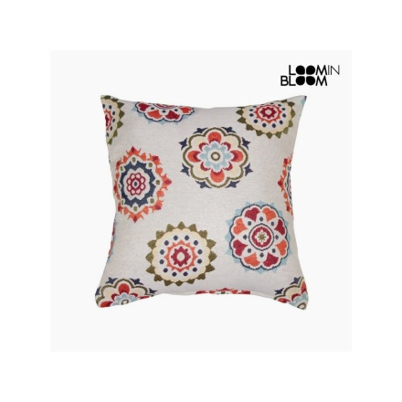 Kudde (45 x 45 cm) Bomull och polyester (45 x 10 x 45 cm) - Little Gala Samling by Loom In Bloom