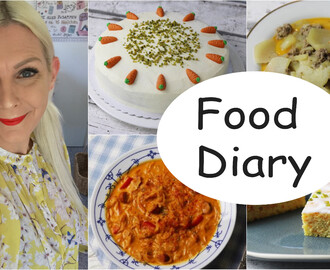 Food Diary YouTube #86