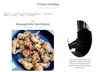 Vi Vian's Food Blog