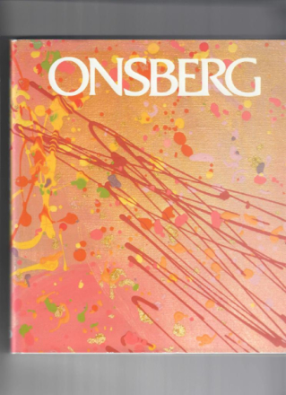 Ulf Onsberg. Analysis of the vision of an artist