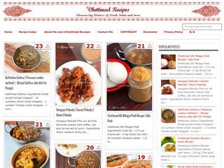 Speciality Recipes From Mye Kitchen