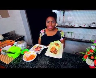 Video - Suya Salad Cups