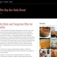 Make our daily bread