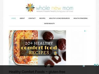 wholenewmom.com
