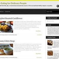 Healthy Eating for Ordinary People