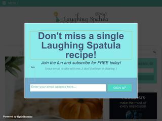Laughing Spatula