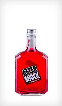 After Shock Canela Rojo