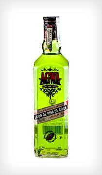 AGWA (Licor de Hoja de Coca)