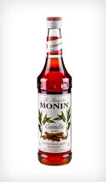 Monin Cannelle (s/alcohol)