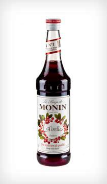 Monin Airelles (s/alcohol)