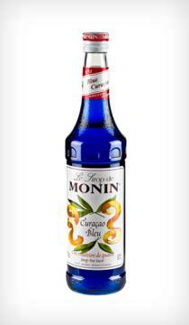 Monin Curacao Bleu (alkoholfri)