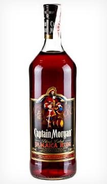 Captain Morgan Rum 1 lit