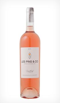 Les Pins & Co Rosé