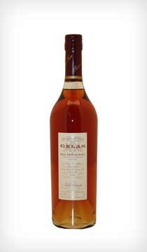 Armagnac Gelas Folle Blanc 18 years