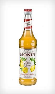 Monin Glasco Citron (s/alcohol)