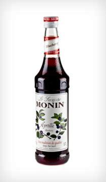 Monin Myrtille (s/alcohol)