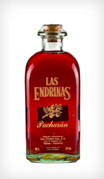 Pacharan las Endrinas 3 lit