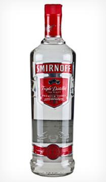 Smirnoff Red Label 1 lit