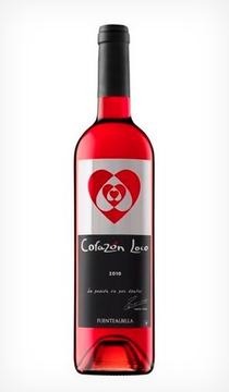 Iniesta Corazón Loco Rosé