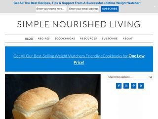 Simple Nourished Living