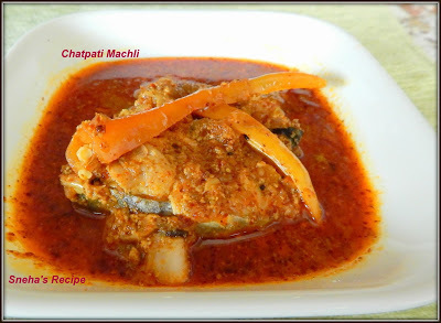 Chatpati Machli #FishFriday