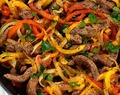 Steak Fajitas Recipe