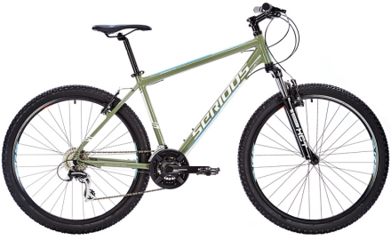 "Serious Eight Ball MTB Hardtail 27,5"" oliv 38cm (27.5"") 2018 Hardtails 27,5 (650B)"