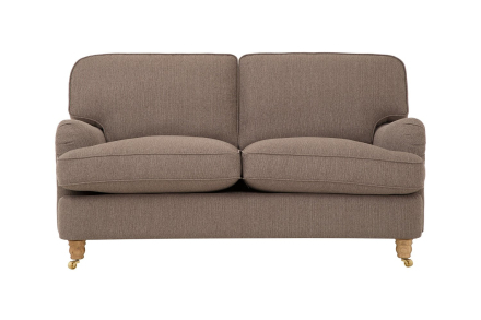 Soffa Oxford Deluxe Brun - 2-Sits