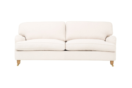 Soffa Oxford Deluxe Beige - 3-sits