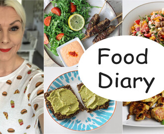 Food Diary YouTube #87