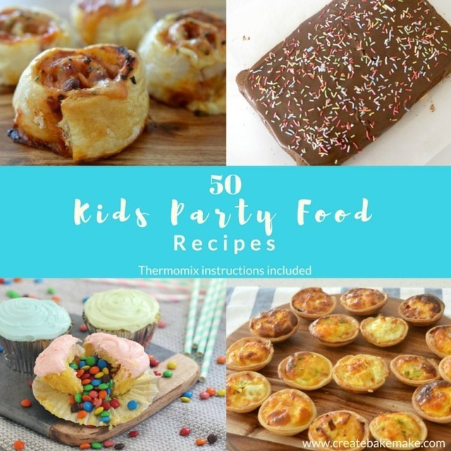 Easy Kids Party Food Recipes