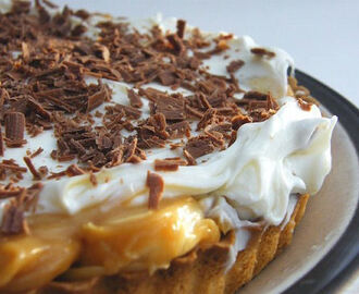 Banoffee Pie van Mary Berry