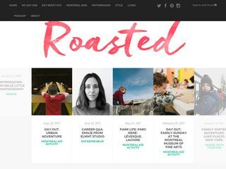 Roasted - Life & Food In Montreal