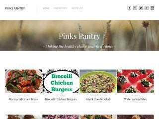 Pinks Pantry