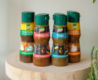 Around the world with Knorr